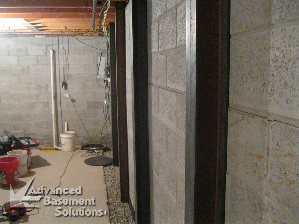 Learn About Bowed Wall Repair Advanced Basement Solutions