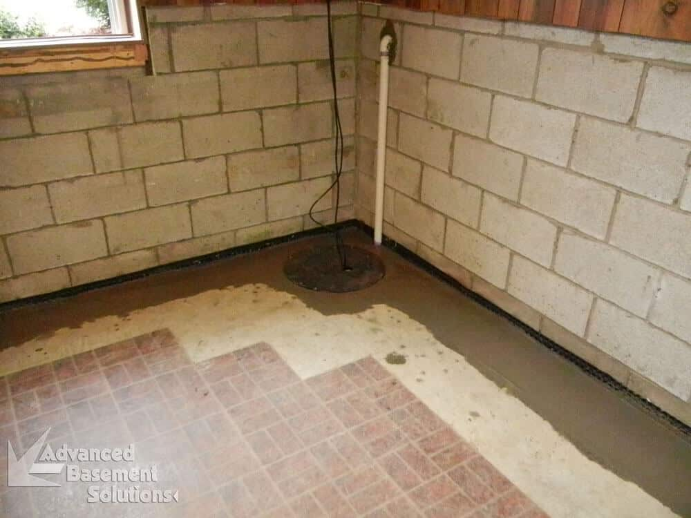 Basement Waterproofing in Pittsburgh
