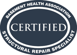 Advanced Basement Solutions Becomes Basement Health Association Pro Photo Gallery