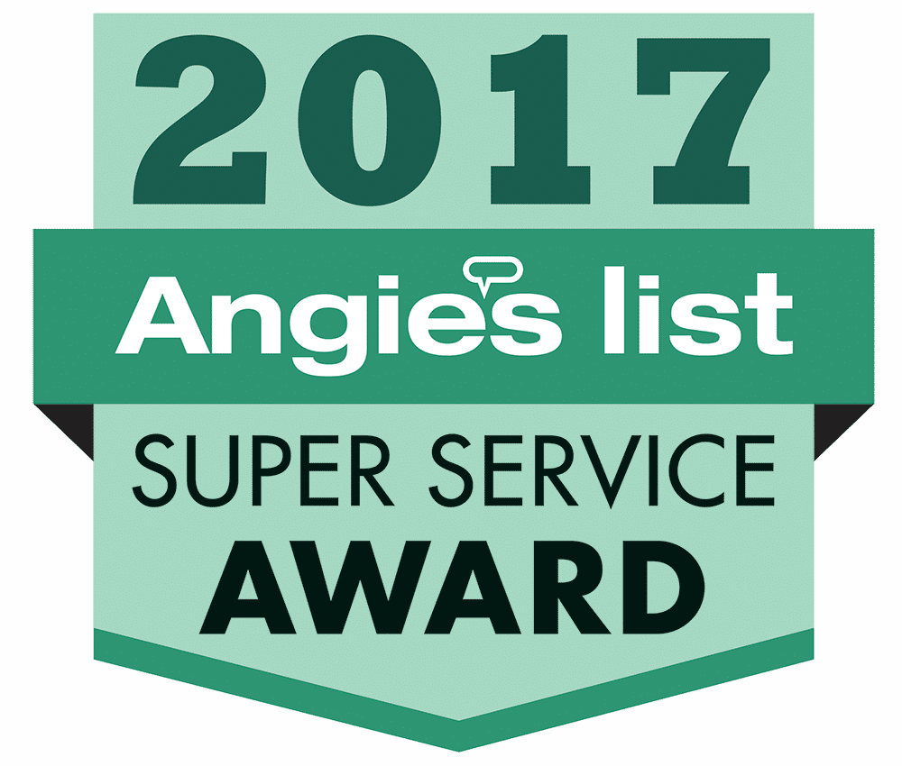 2017 Angies List Badge