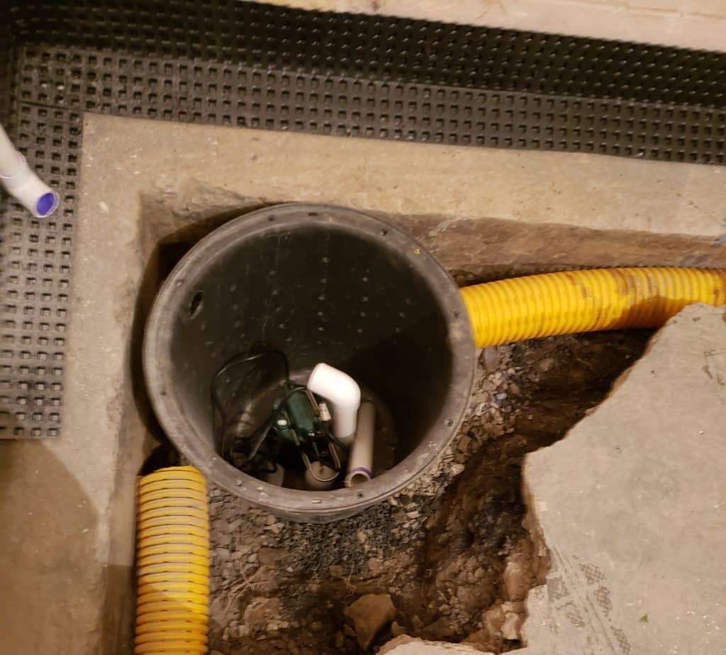 Learn about sump pump installation — Advanced Basement Solutions
