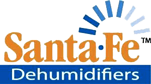 SantaFe dehumidfiers logo